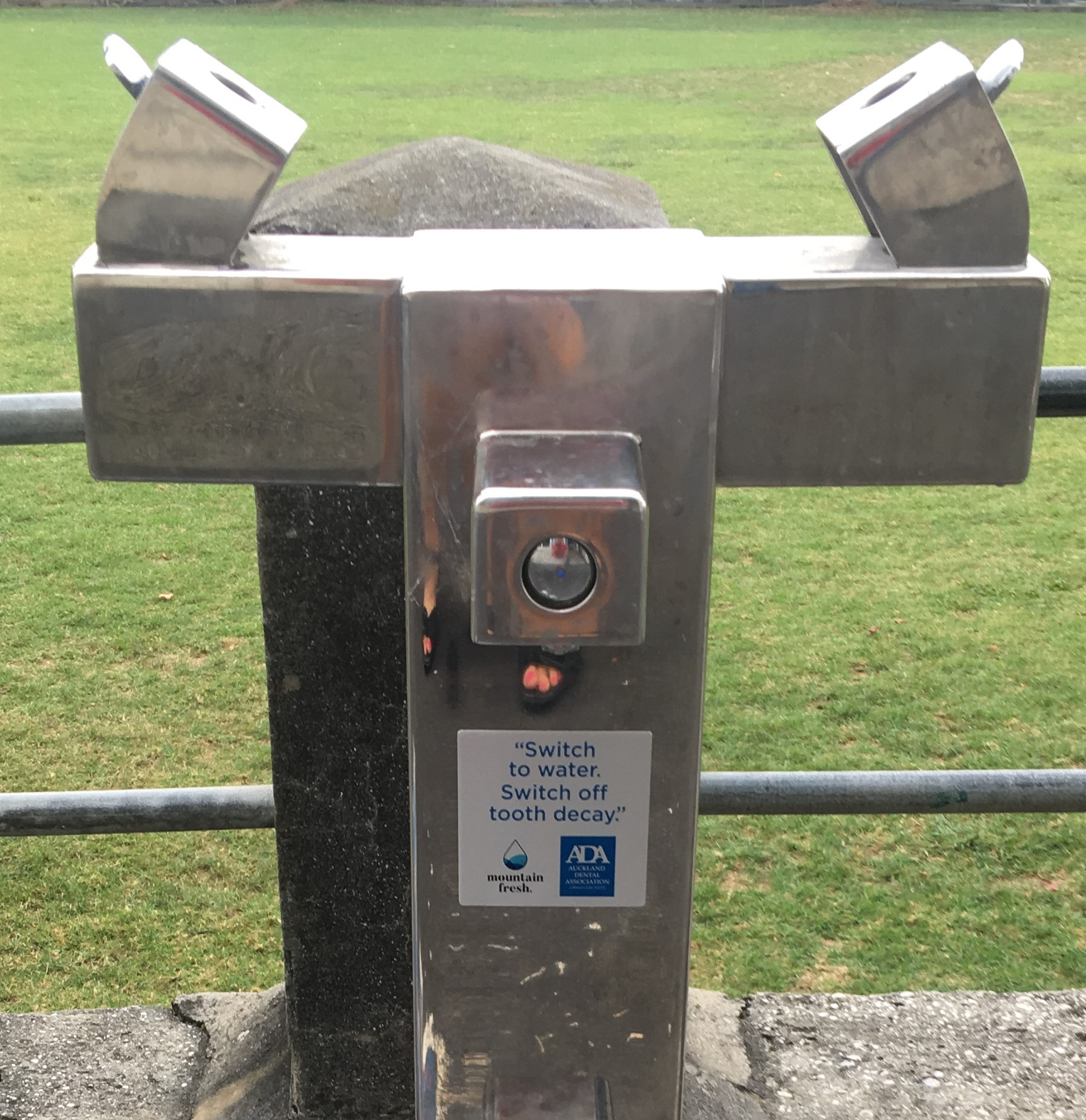 waterdrinking fountain